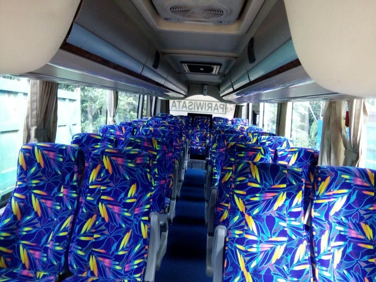 interior minibus gresik